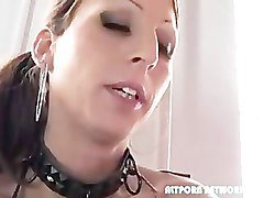 Bdsm, Domination, Babe, Hot and mean dominating strabon, Pornhub.com