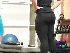 Gym, Workout at the gym, Xhamster.com