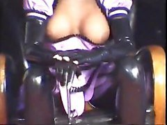 Rubber, Maid, Transparent rubber, Xhamster.com
