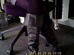 Boots, Black, Office, Boots bath tup, Xhamster.com