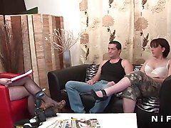 Chubby, Casting, Brianna gets fucked on the casting couch, Xhamster.com