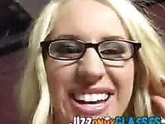 Blonde, Glasses, Ass, Facial, Glasses black hair, Pornhub.com