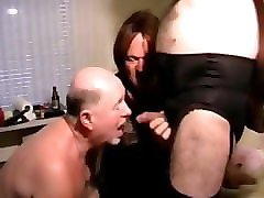 Crossdresser, Old Man, Dress, Old man fuk brunette in the floor, Pornhub.com