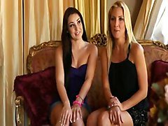 Lesbian, Old And Young, Skinny old and young in hotel, Xhamster.com