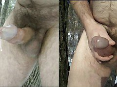 Outdoor, Cumshot, Shemale outdoor, Xhamster.com
