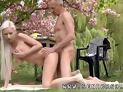 Blonde, Old And Young, Old and young lebians, Pornhub.com