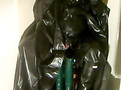 Rubber, Oil, Rubber pants, Xhamster.com