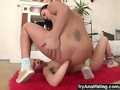 Anal, Double Anal, Lesbian, Fisting, Mature double anal, Pornhub.com