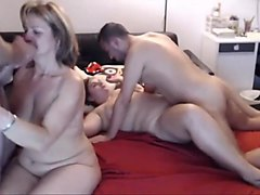 French, Couple, Mature couple and teem, Txxx.com